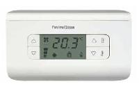Термостат помещения схема-С CH130ARFR(радиоуправление)